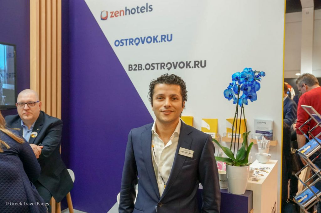 Felix Shpilman, CEO of Emerging Travel Group.