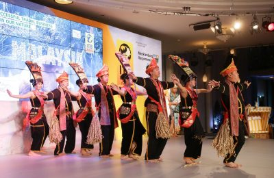 ITB Grand Finale 2018, Malaysia - 2019 Partner Country.