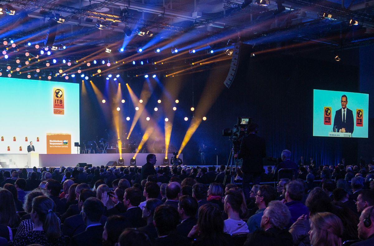 ITB Berlin 2018, opening gala.
