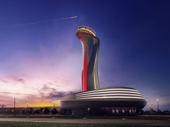 The new Istanbul Airport. Photo Source: İGA