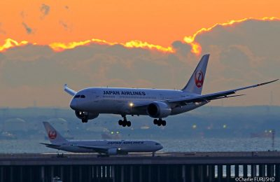 Photo Source: Charlie Furusho/@Japan Airlines
