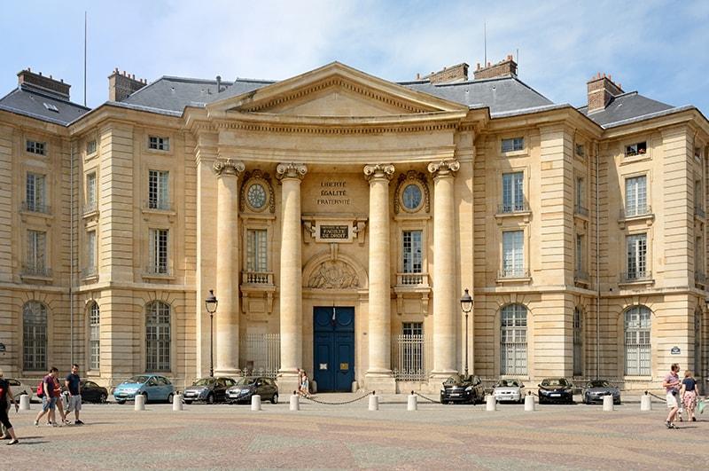 Université Paris I - Panthéon Sorbonne. Photo Source: tourismheritage.hua.gr