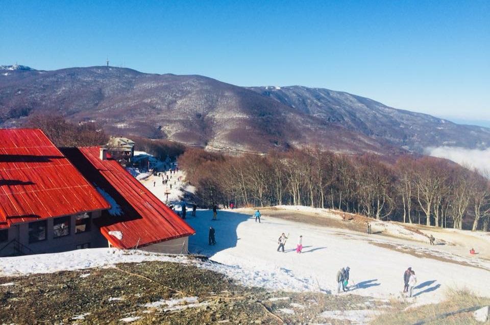 Photo Source: @Pelion Ski Center