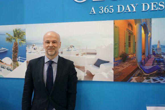 SETE President Yiannis Retsos.