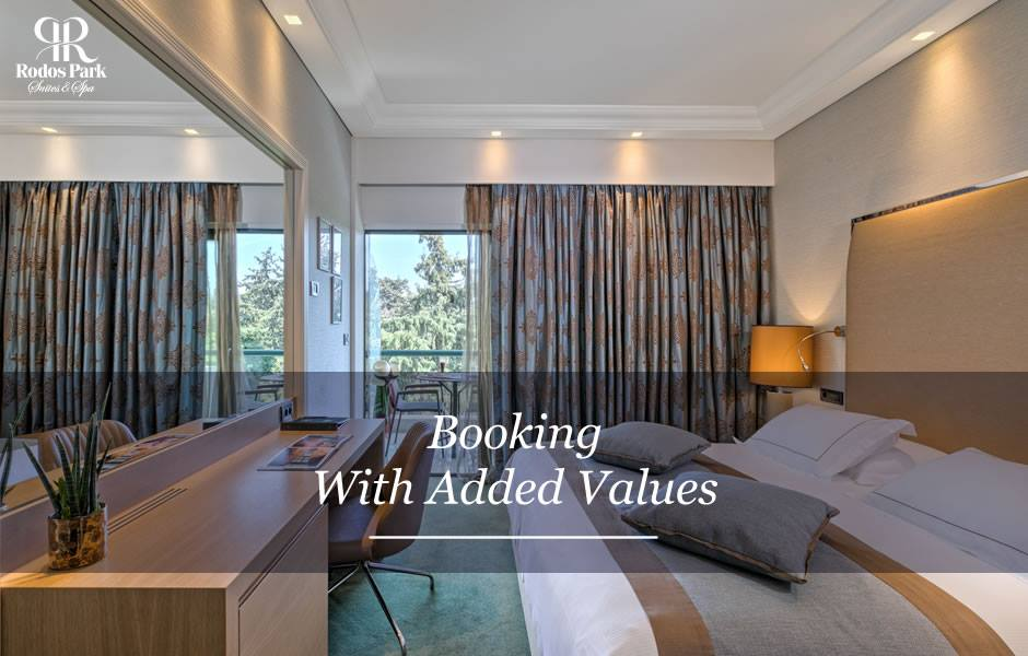 Rodos Park Suites & Spa Hotel: Where Classic Luxury is Combined with ...