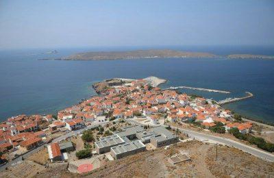 Sigri, Lesvos. Photo Source: @Municipality of Lesvos