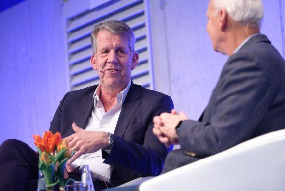 TUI CEO Fritz Joussen.