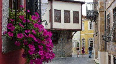 Xanthi- the old town. Photo Source: Municipality of Xanthi