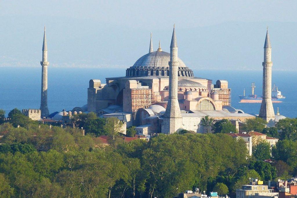 Hagia Sophia - pixabay