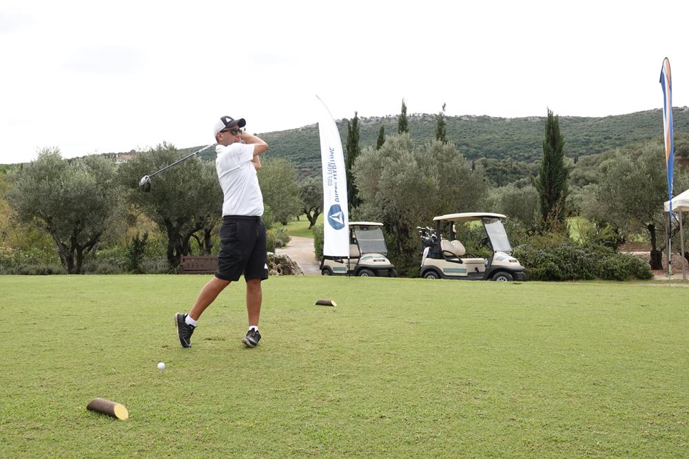 Photo source: Greek Maritime Golf Event