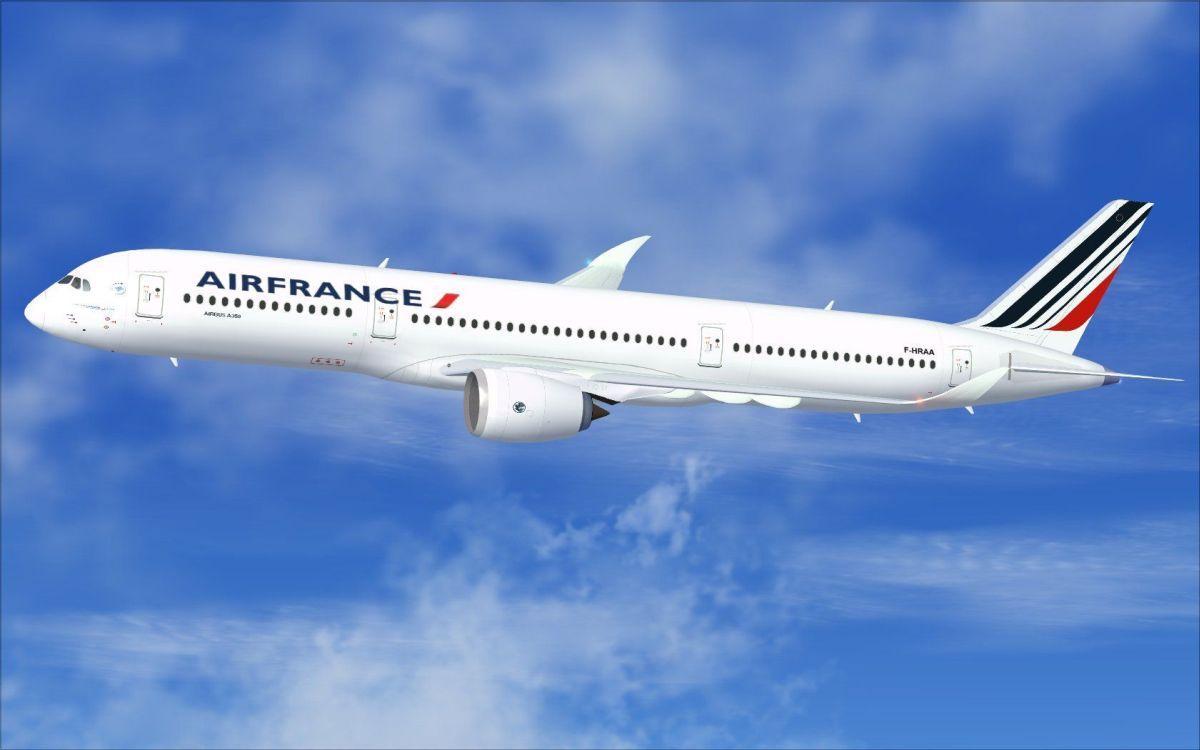 Air France Airbus A350.