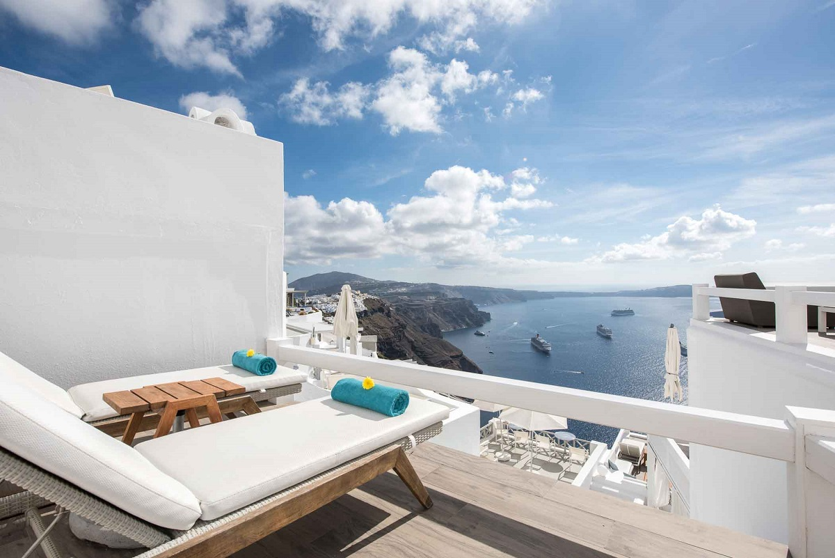 © Aqua Luxury Suites