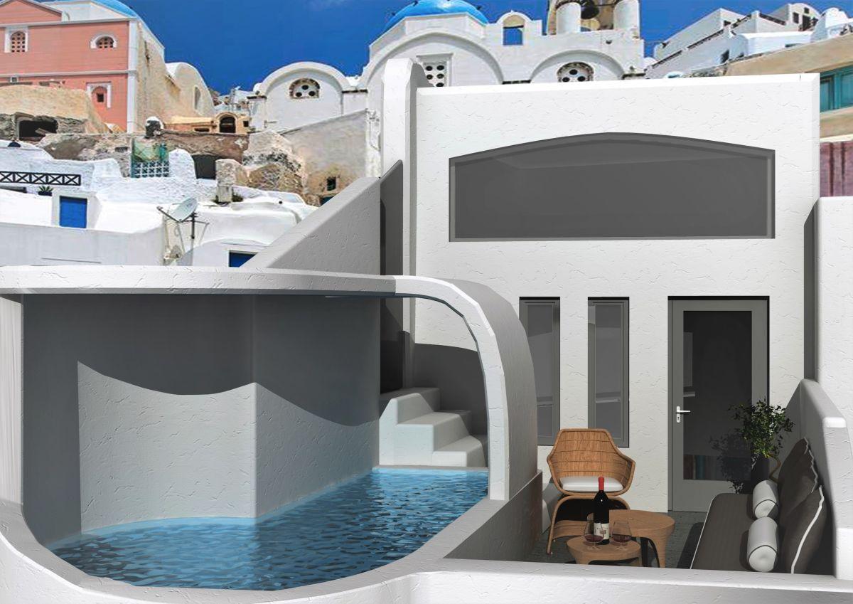 White Cave Oia by Aqua Vista Hotels.