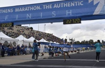 Photo Source: athensauthenticmarathon.gr