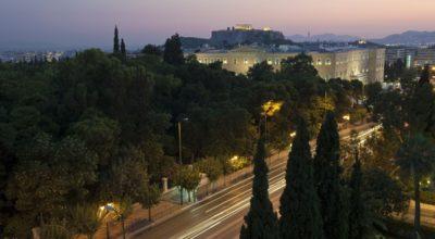 Athens, Greece. Photo Source: Visit Greece/ Y. Skoulas