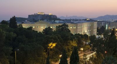 Athens, Greece. Photo Source: Visit Greece/ Y. Skoulas