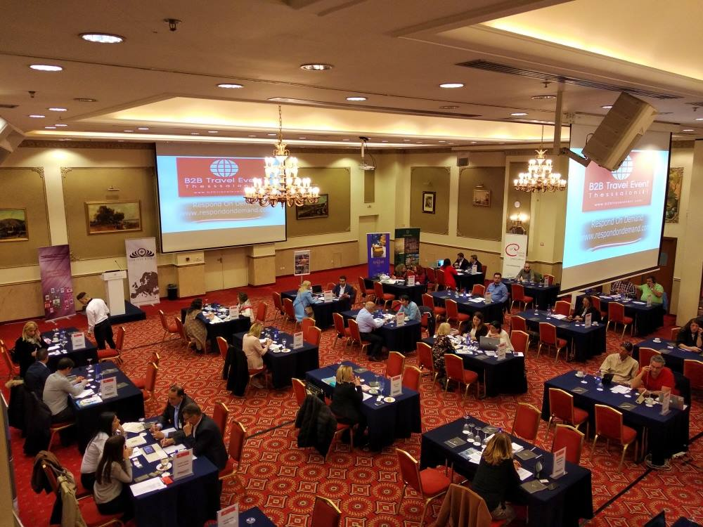 B2B Travel Event Thessaloniki