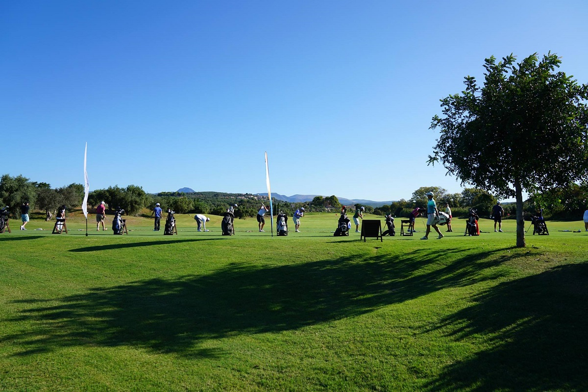Photo @ Greek Maritime Golf Event
