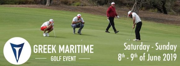 Photo Source: @Greek Maritime Golf Event
