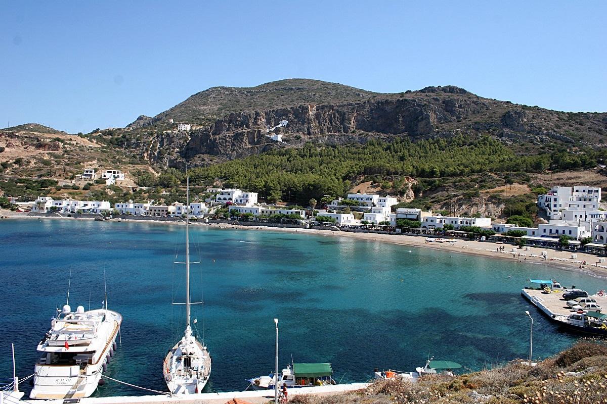 Kythira island. Photo Source: Visit Greece