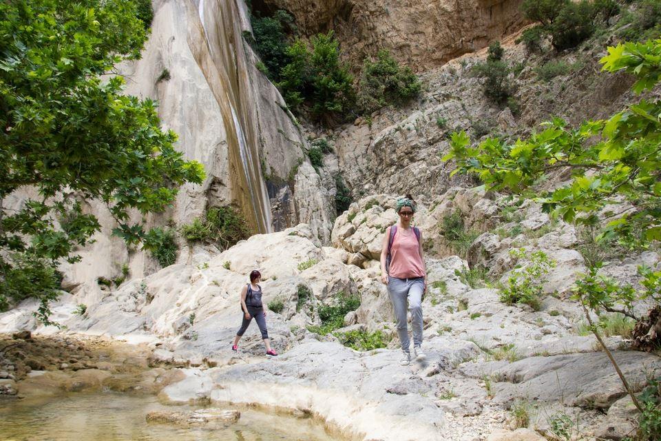 Lepida gorge, north Kynouria. Photo Source: discoverkynouria.gr