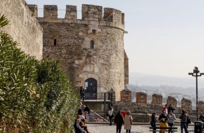 Photo Source: Thessaloniki Hotels Association - Tourist Satisfaction Survey 2018