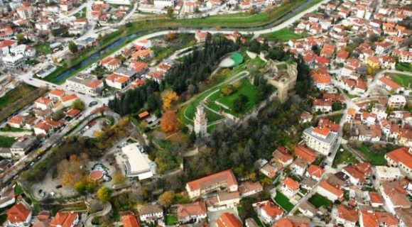 Trikala, central Greece. Photo Source: Municipality of Trikala