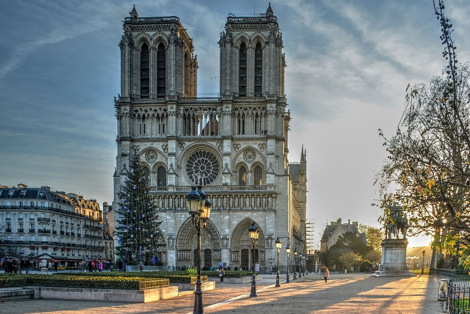 Notre Dame Cathedral, Paris (archive photo)