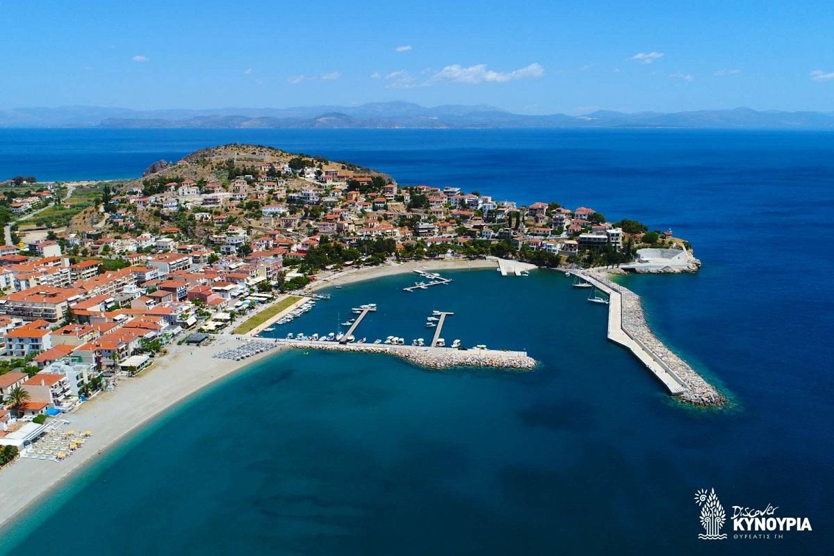 Astros, north Kynouria, Greece. Photo Source: discoverkynouria.gr