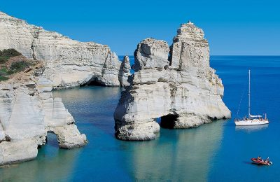 Milos island, Greece. Photo Source: Visit Greece