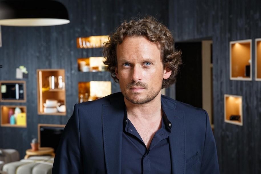 Οke Hauser, Architect, Creative Lead Mini Living