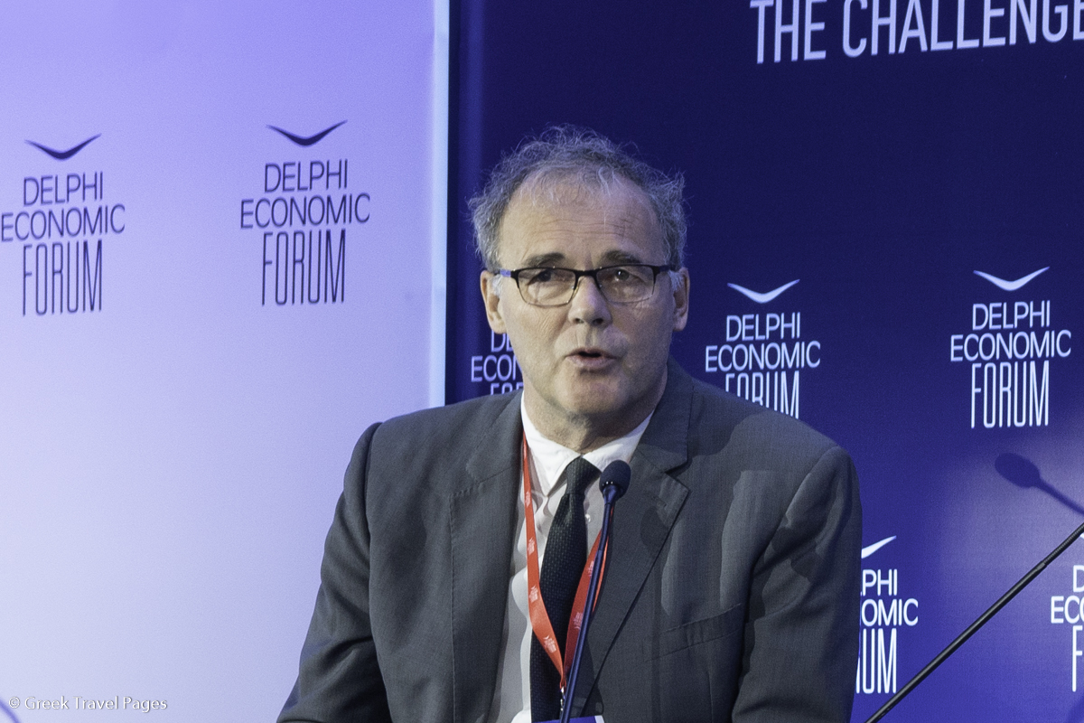 Alain Dupeyras, Head of Regional Development and Tourism Division at the Organization for Economic Co-operation and Development (OECD)