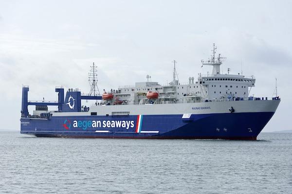 Photo Source: Aegean Seaways