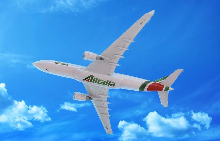 Alitalia: World's Most Punctual Airline for Jan-April 2019