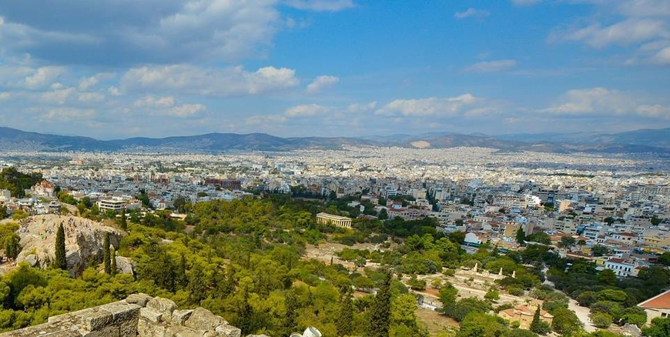 Athens Moves Ahead with €15m Digital City Makeover by 2020