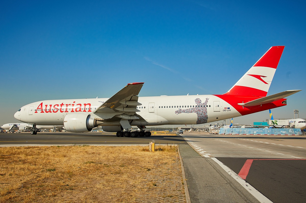 Austrian Airlines check-in | SeatMaestro