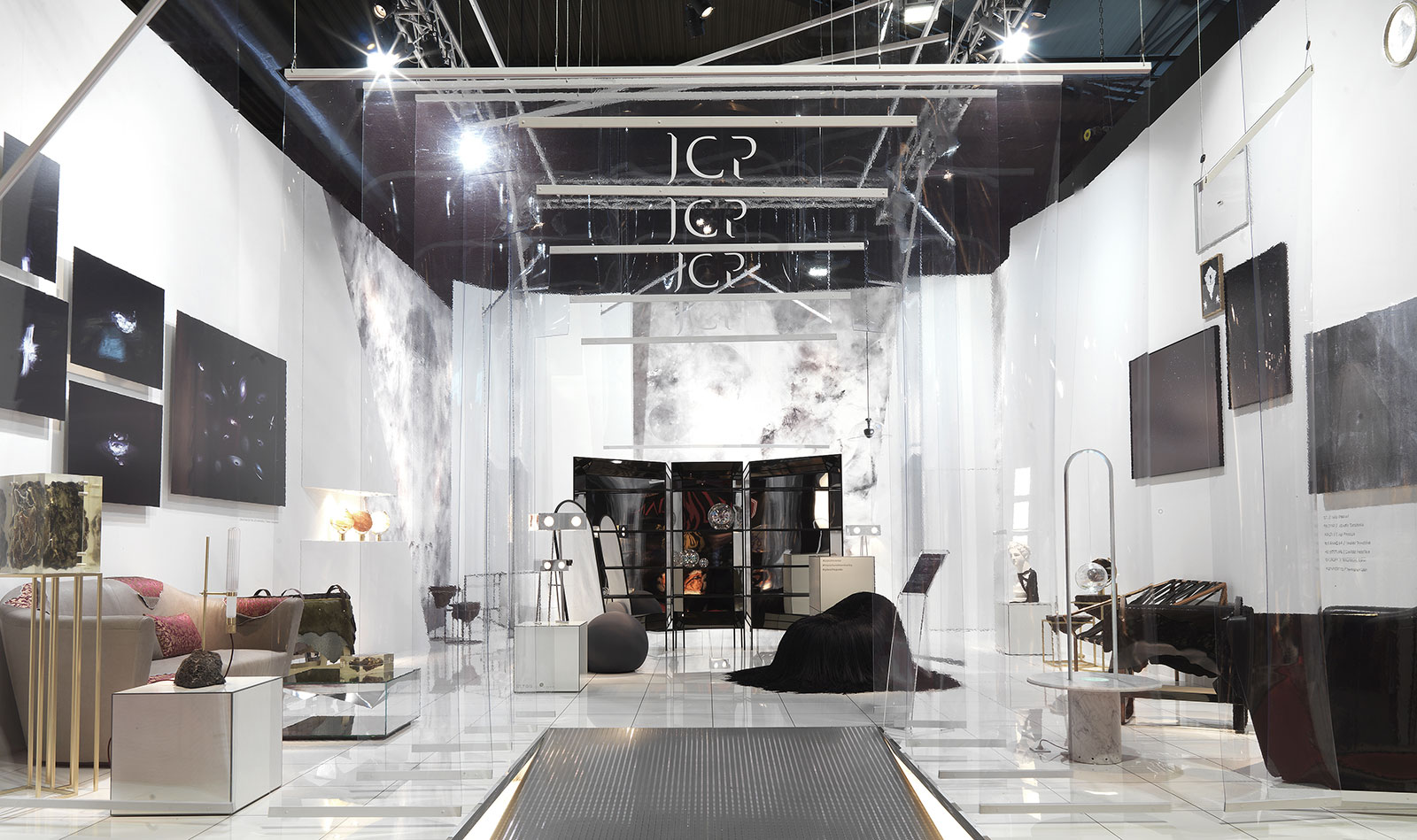 """CTRLZAK & Ballabio, """"JCP universe"""", Salone del Mobile Milano 2017"""