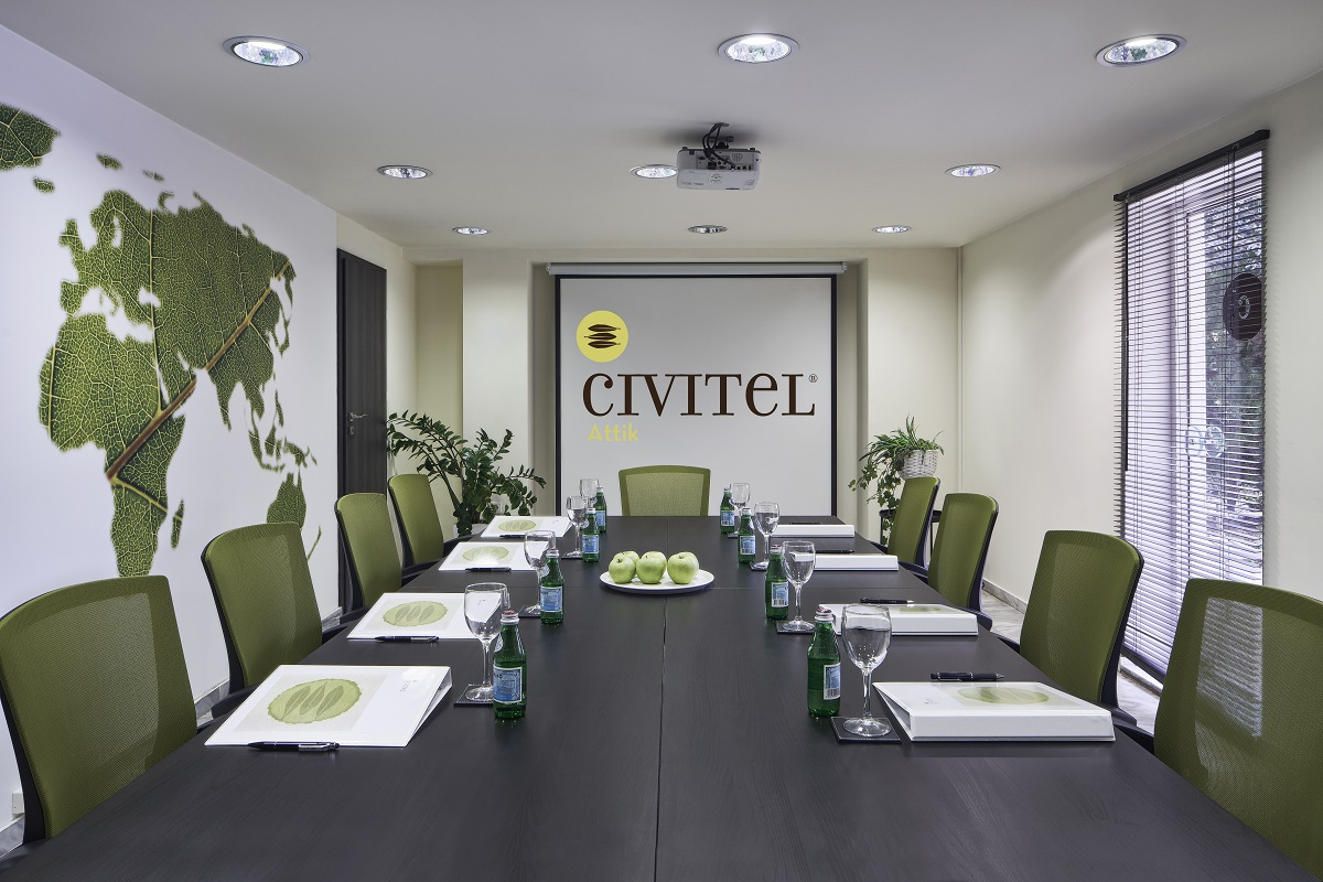 Civitel Attik, Artemis Business Meeting room.