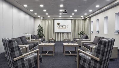 Civitel Attik, Genesis Hall, Private Corporate Lounge.
