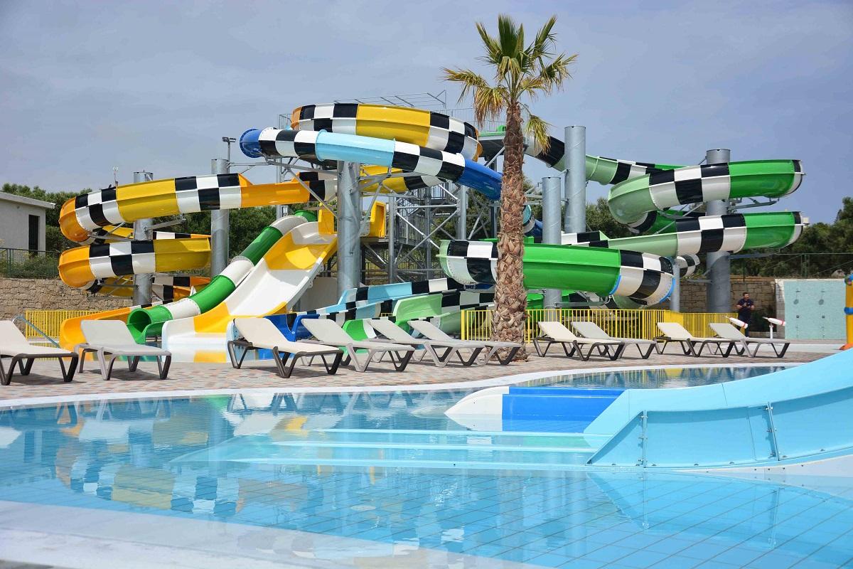 Creta Maris Beach Resort Presents Brand New Water Park on