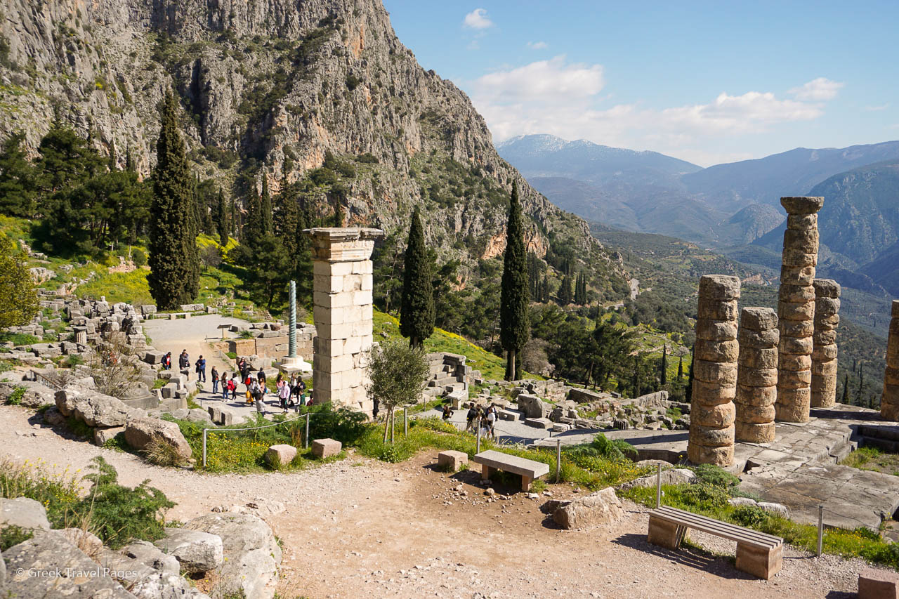 Delphi, Greece. Photo: GTP