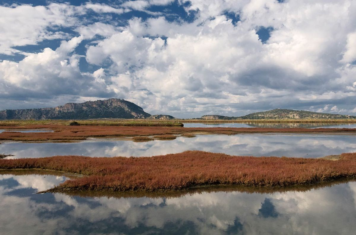 Gialova Lagoon, Messinia. Photo source: Costa Navarino
