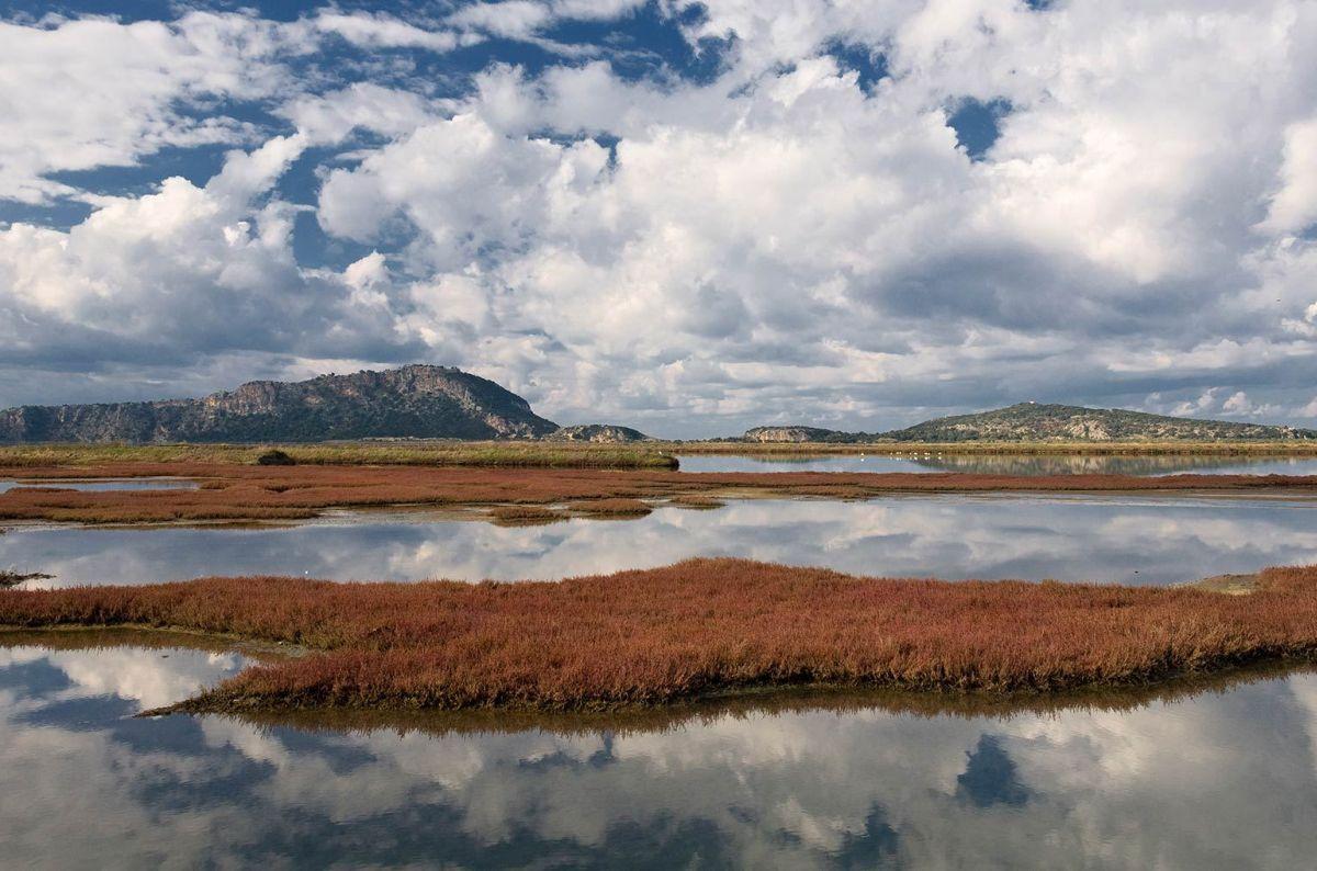 Gialova Lagoon, Messinia. Photo source: Costa Navarino