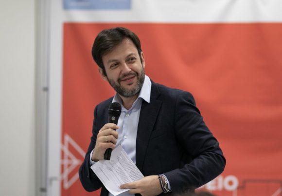 Athens Mayor Giorgos Broulias.