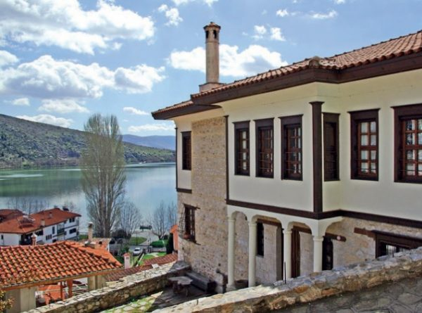 Vergoula mansion, Kastoria. Photo Source: ELLET