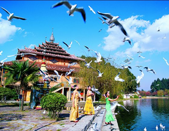 Kunming, also called the Spring City, is the capital of Yunnan Province, and the gateway city from China to Southeast Asia and South Asia. Photo source: travelchina.gov.cn
