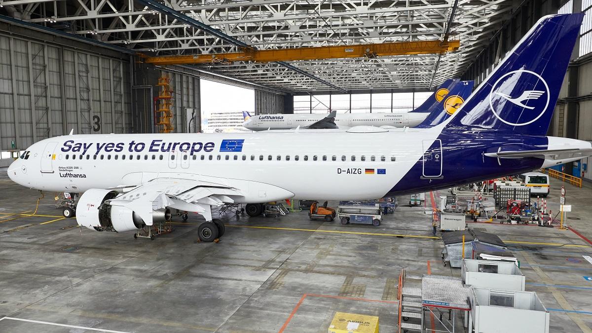 Photo Source: Lufthansa Group