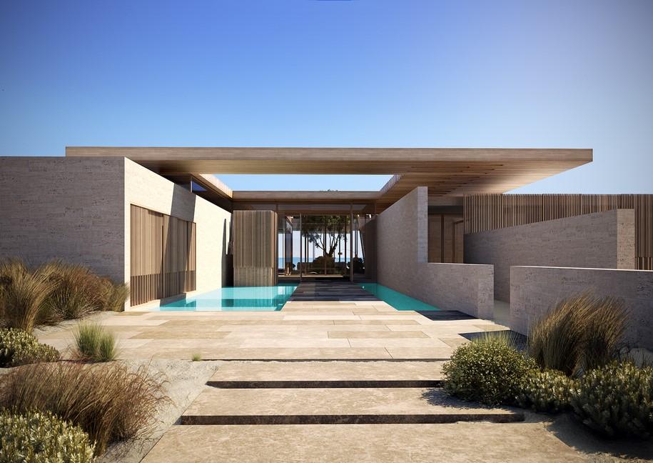 Potiropoulos & partners - Navarino Residences