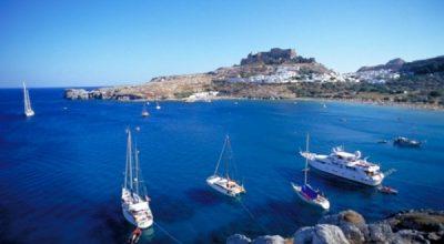 Rhodes island. Photo Source: Visit Greece