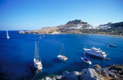 Rhodes island. Photo Source: Visit Greece